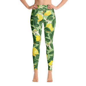 Lemonade II Yoga Leggings