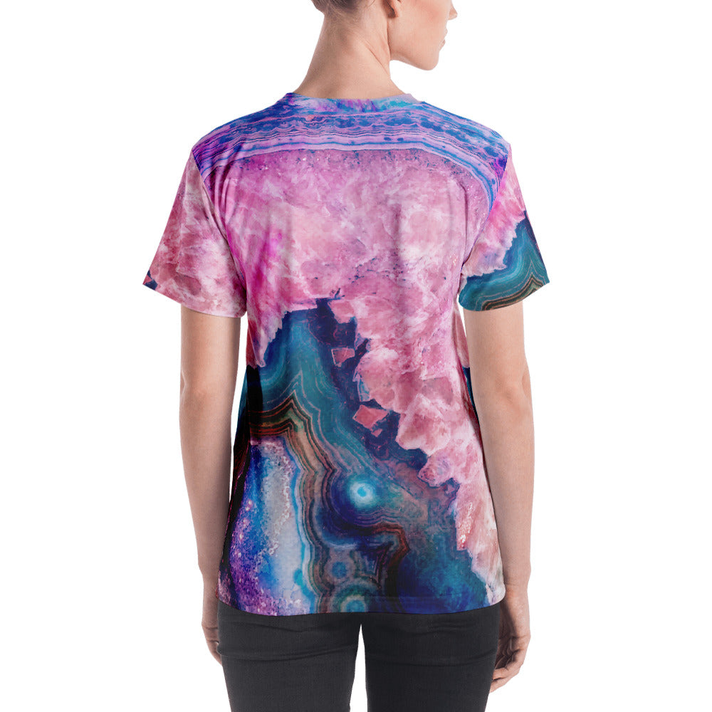 Agate Women's All-Over T-shirt