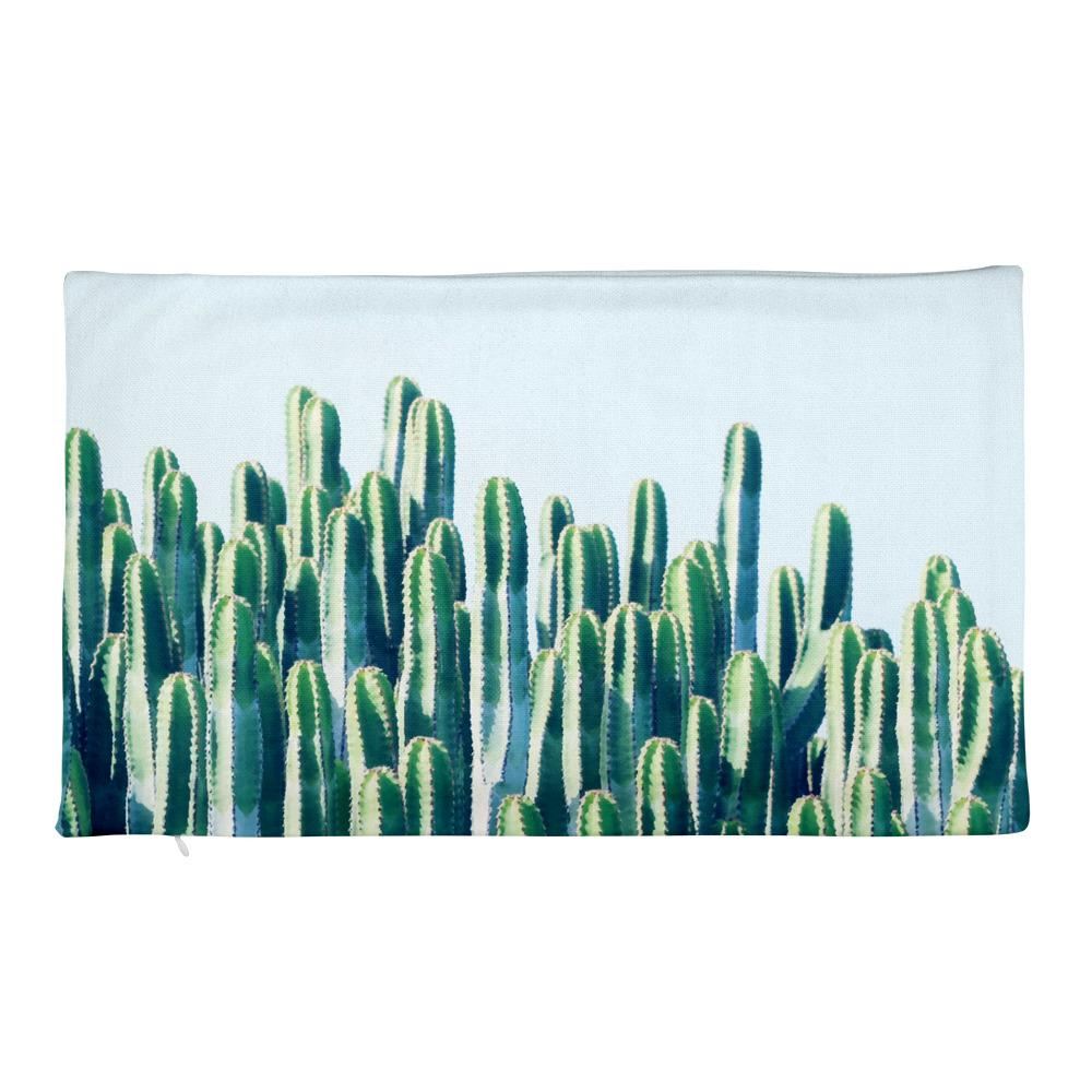 Cactus Rectangular Pillow Case only