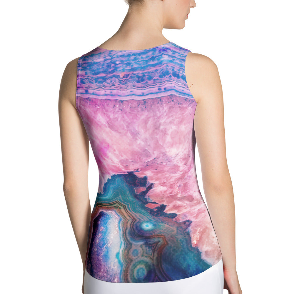 Agate Sublimation Tank Top