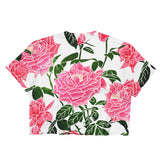 Rose II Ladies Crop Top