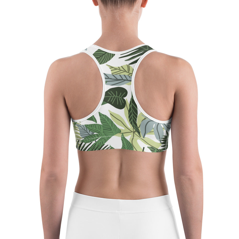 In The Jungle Sports Bra