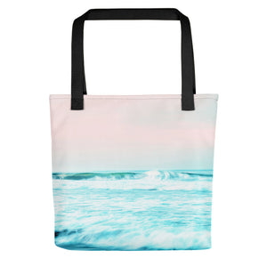 Sun. Sand. Sea. Tote Bag