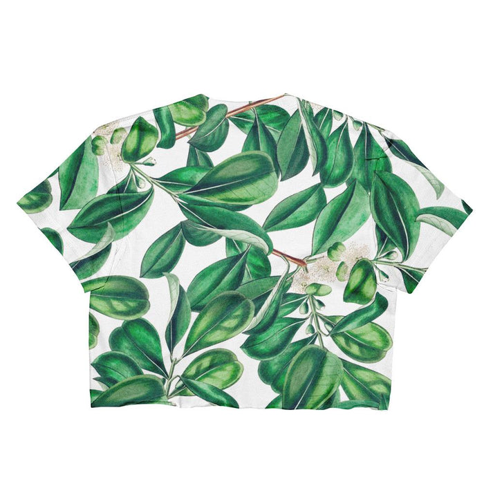 Botanica Ladies Crop Top