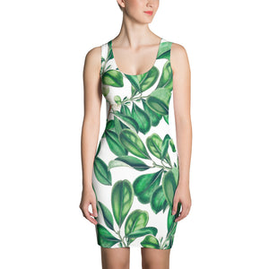 Botanica Sublimation Dress
