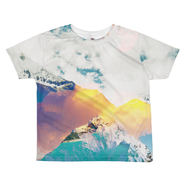 Dreaming Mountains All-over Kids T-shirt