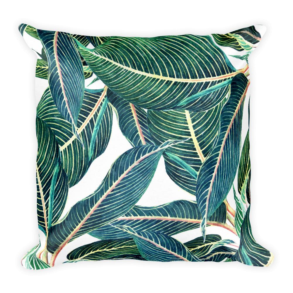 Edge & Dance Square Pillow