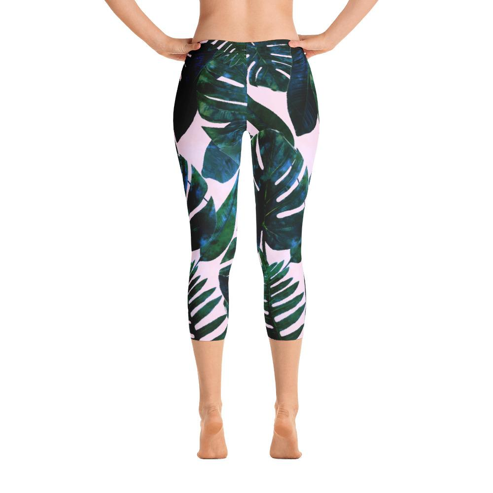 Perceptive Dream Capri Leggings