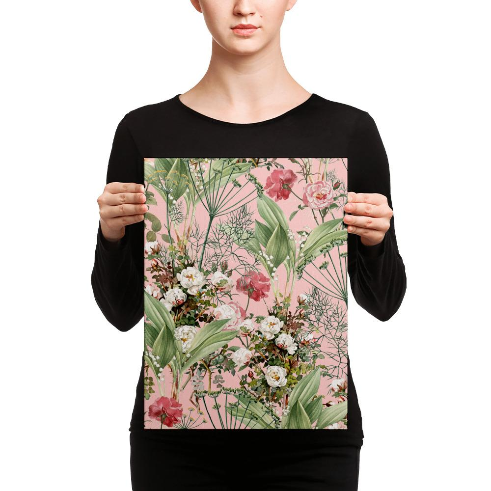 Botanic Canvas