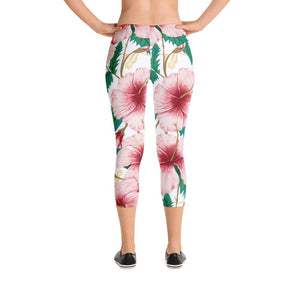 Entice Capri Leggings