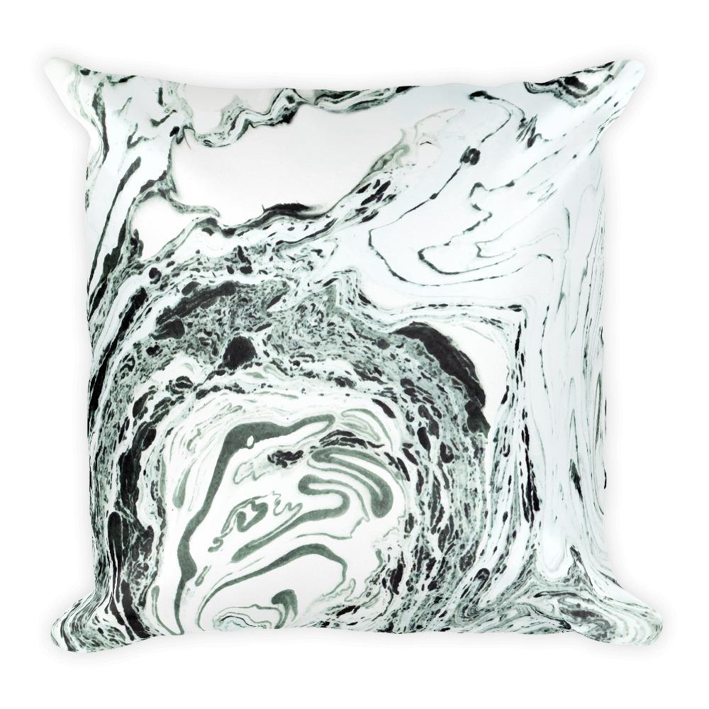 Salt Square Pillow