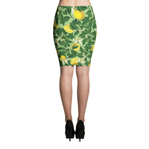 Lemonade II Pencil Skirt