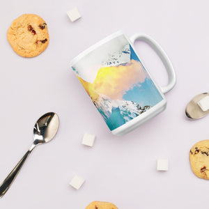 Dreaming Mountains Mug