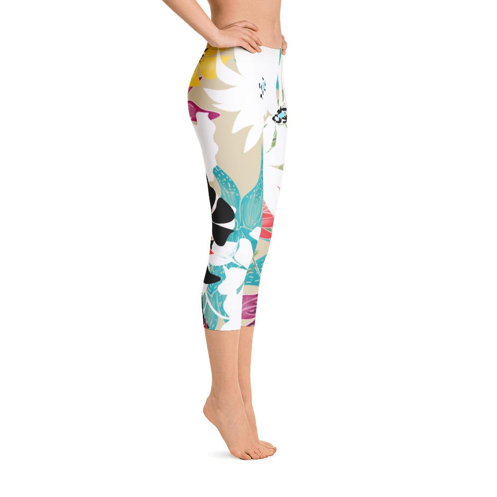 Dalia Capri Leggings