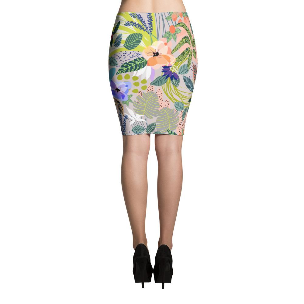 Wander Pencil Skirt