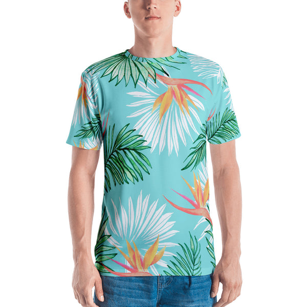 Tropic Palm Men's All-Over T-shirt