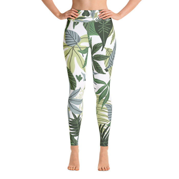 In The Jungle Yoga Leggings