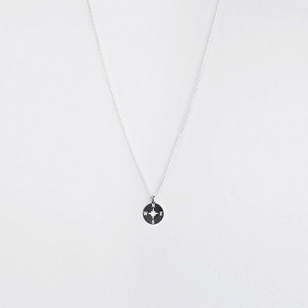 Destiny Silver Necklace