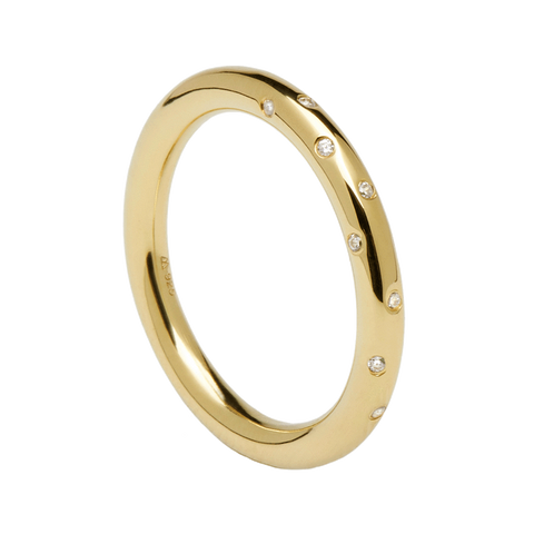 Anillo Satellite Gold