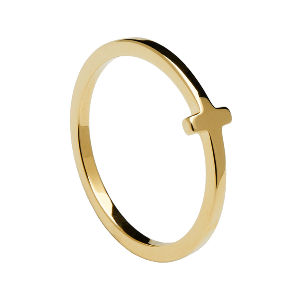 Anillo Mini Stick Gold