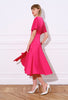 vestido Betty fucsia
