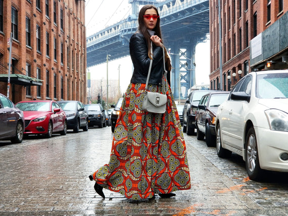 Follow the Absolute African Fashion Guide to Look Superb