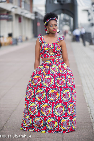 Highlight Your Personality & Tradition with African Style Women's Clothing