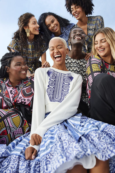H&M Finally Launched Its First Collaboration With South African Brand Mantsho