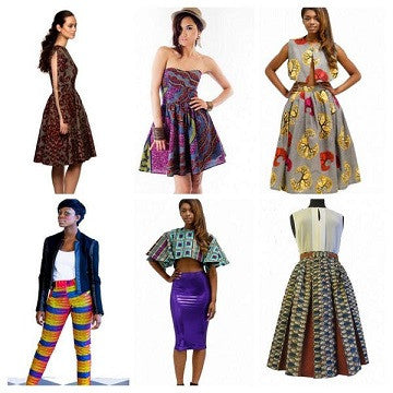 What really makes African Print unique
