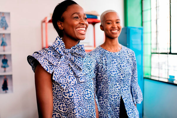 H&M teams up with SA brand Mantsho