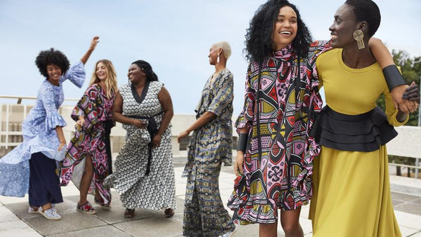 H&M Finally Launched Its First Collab With South African Brand Mantsho