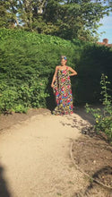 Load and play video in Gallery viewer, Emeka Summer Maxi Dress