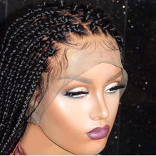 Load image into Gallery viewer, Braided wig/ Full Lace wig/ Braids/