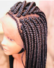 Braided wig/ Full Lace wig/ Braids/