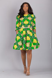 Accacia African Dress - HouseOfSarah14