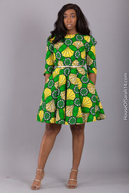 Accacia African Dress