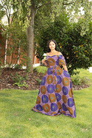 HouseOfSarah14 Anissa Maxi Dress