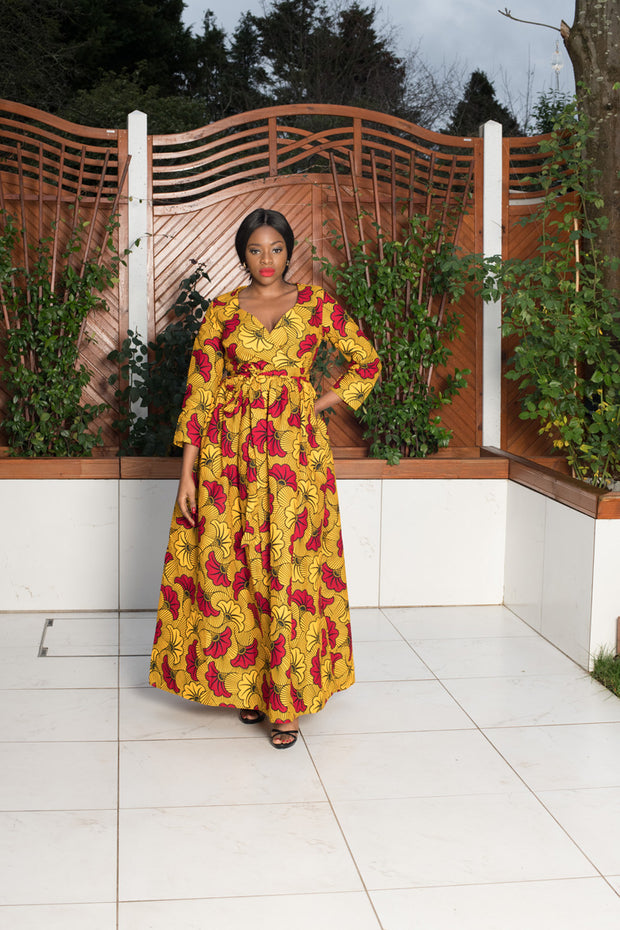 HouseOfSarah14 Abena Maxi Dress