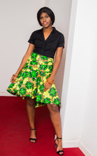 Load image into Gallery viewer, Keira African Midi Skirt-HouseOfSarah14