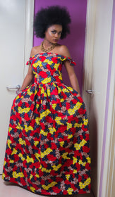 Neomi African Maxi Dress-HouseOfSarah14