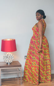 Juliana African Maxi Dress-HouseOfSarah14