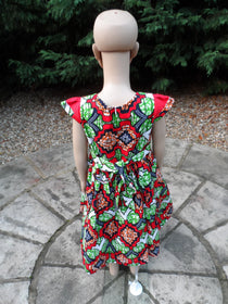Mamadou Dress
