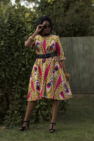 Koura Dress - HouseOfSarah14