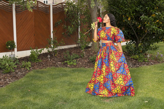 African Plus Size Clothing, Maxi Dresses, Maxi Skirts ...