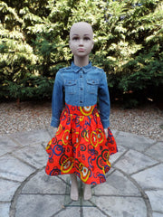 Zambe Skirt - HouseOfSarah14
