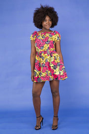 Zambe Mini Dress
