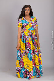 Zibi Maxi Dress - HouseOfSarah14