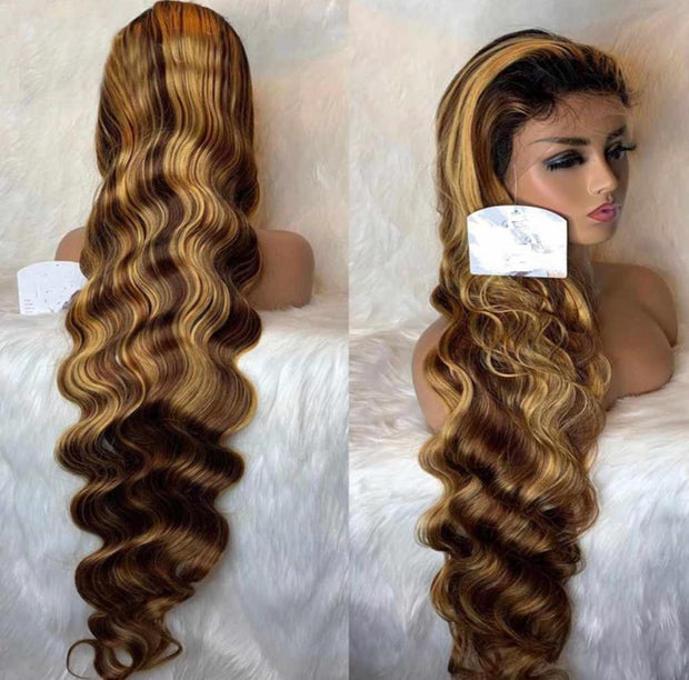 Luxury Human Hair, Wavy Hair Grade 12A Virgin Hair