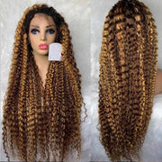 Luxury Human Hair, Kinky Curly Hair Grade 10A Virgin Hair