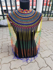 Zulu beaded Neckpiece